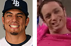 [MATT GARZA] Separated At Birth?
