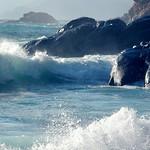 quando il mare si arrabbia...