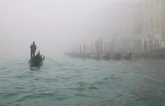 It was foggy in Venice...