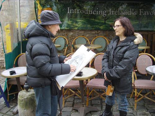Butte Montmartre avec Marco (20)v