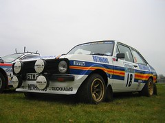 Ford Escort Mk2 - Race Retro '08 (ComfortablyNumb...) Tags: ford historic mk2 escort motorsport rallying rothmans stoneleighpark raceretro