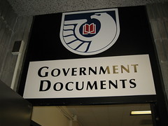 Government Documents Collection Room