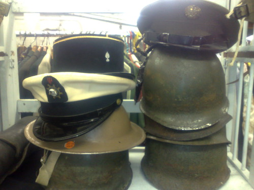 Antique Military Hats