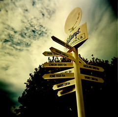 take me home (microabi) Tags: signs holga australia perth westernaustralia takemehome