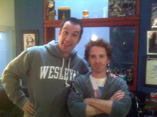 Matt Senreich & Seth Green