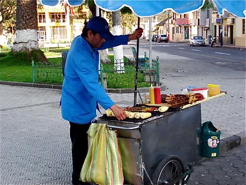 cotacachi-food-vendor