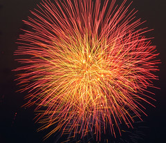 Ventura 4 (Chalto!) Tags: carnival night fireworks ceremony southampton ventura hythe naming pentaxk10d 15challengeswinner