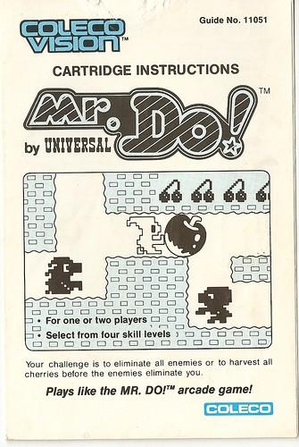 Mr Do!