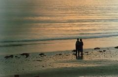 Looking (topher@mill) Tags: uk sunset wales 35mm romance picassa towyn superbmasterpiece
