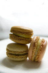 Macarons, Schoggi, San Francisco