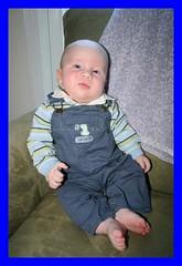 James 4 Months Sept 07