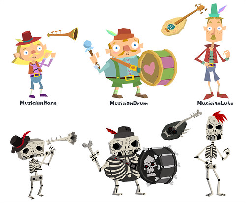 Grimm Musicians