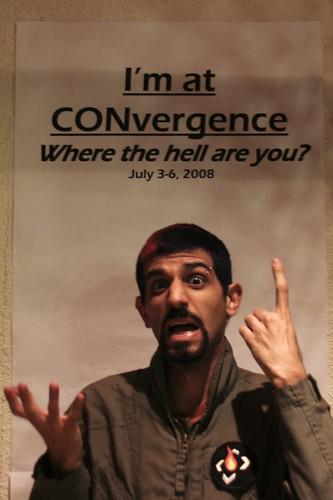 CONvergence 2008
