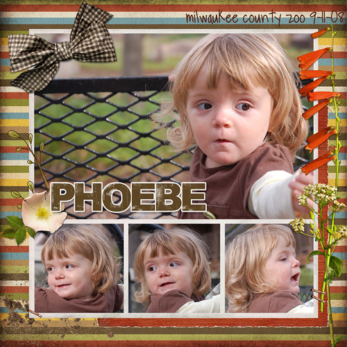 Phoebe's Faces