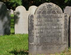Grave of Margaret Parrman