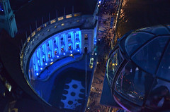London Eye (stevebeck66) Tags: southbank london england ferris wheel millennium jubilee gardens londoneye thames county hall