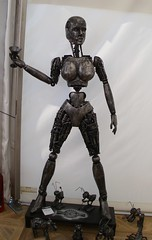 Steel artworks (Zappadong) Tags: steel artworks kunst gigantenausstahl