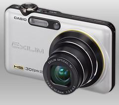 Casio Exilim High Speed: Digital Cameras