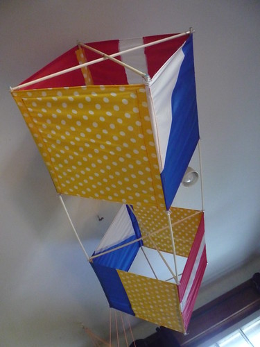 Box kite by Pinkbrain and Mr.Chicken
