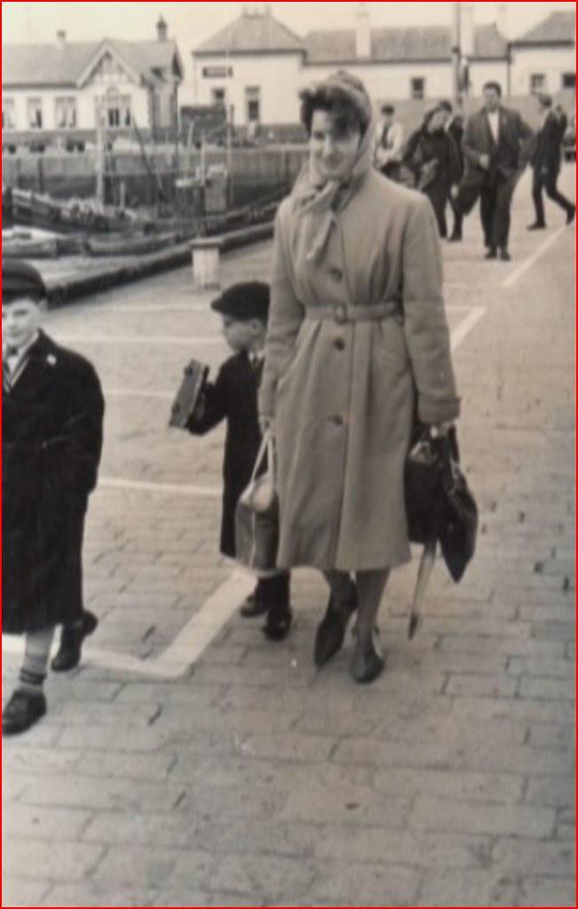 Mary Reynolds Rothesay Peir 1963