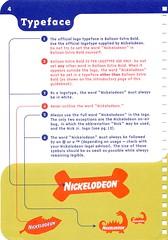 Nickelodeon Logo Logic 4 - by Fred Seibert