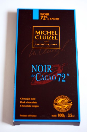 Michel Cluizel Noir 72% bar