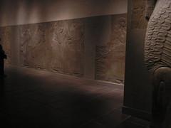 wall (stuffilike) Tags: carvings mesopotamia assyria assyrian