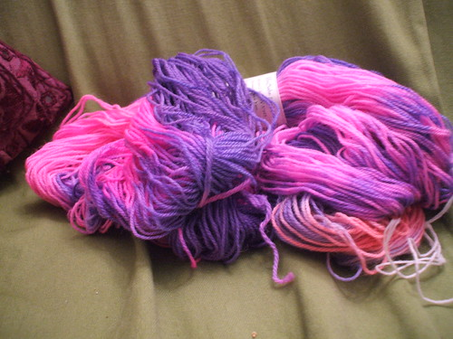 Miss Babs Superwash Sock Yarn