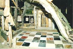 beach house (interior) (dj whelan) Tags: dwellings handbuilt foundmaterials