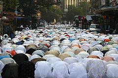 Prayer in the streets  Salat 4 life (AbuJennah) Tags: people muslim islam prayer culture muslims salat