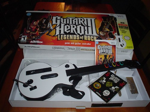 "[Wii] Guitar Hero III ""Legends"