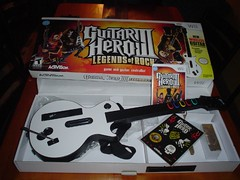"[Wii] Guitar Hero III ""Legends of Rock"""