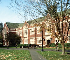 Reed's Eliot Hall