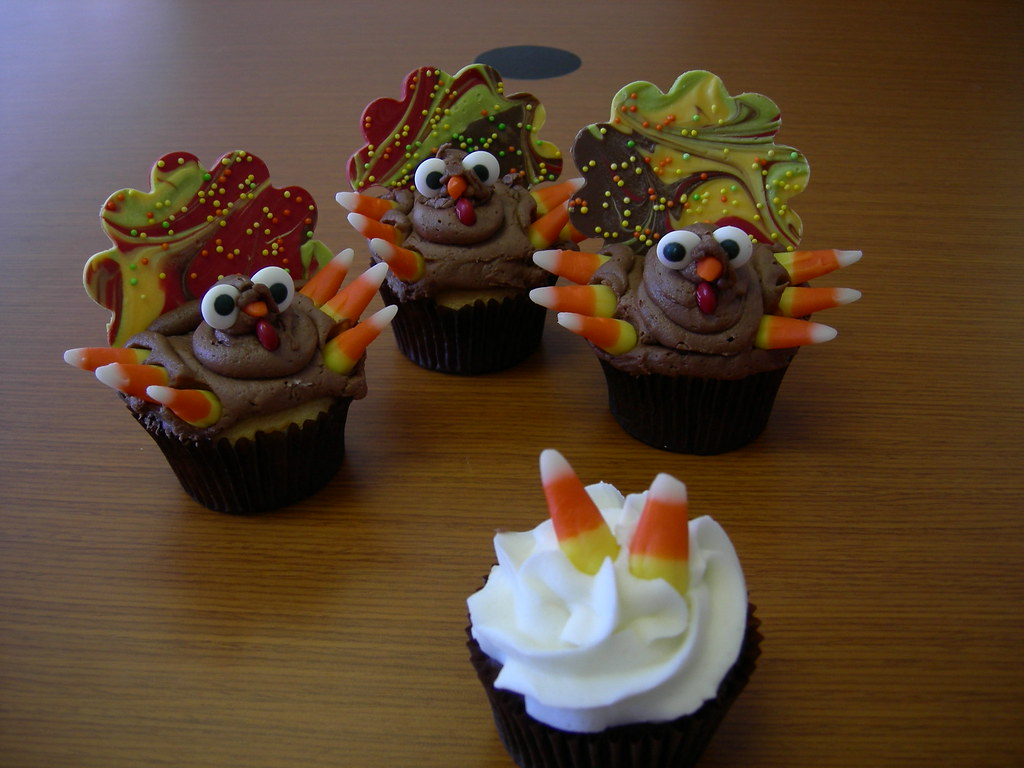 Corney turkeys