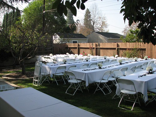 Little Backyard Wedding Ideas : Wedding for Under $5,000  Project Wedding