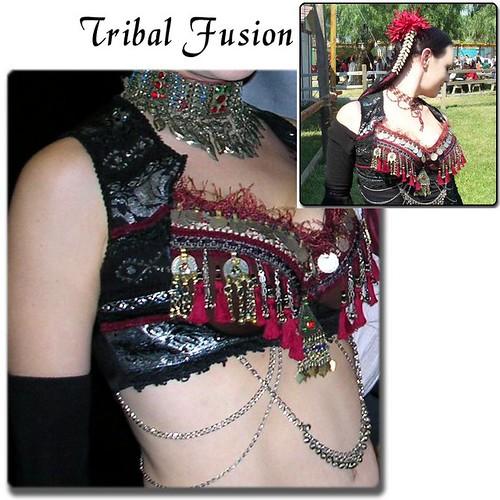 Tribal Fusion Top