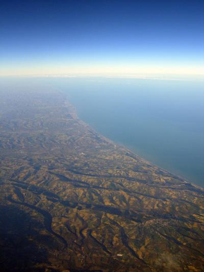italian coastline