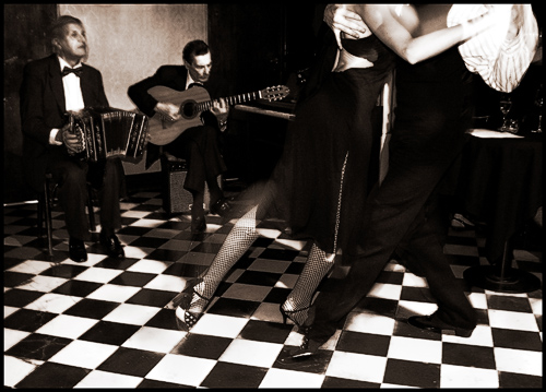 Tango, the dance of life