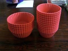 Silicone Muffin Cups!
