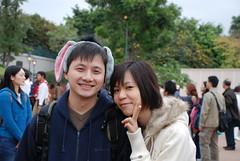 DSC_0711 (Jeff_Chung) Tags: xmas hk disneyland 2007