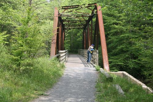Virginia Creeper Bridge