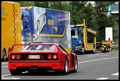 Ferrari F40 (Denniske) Tags: canon germany eos rebel ferrari 09 f 40 12 1855mm dennis 70300mm tamron efs 08 2007 f40 noten nurburgring nurburg ferrarif40 f3556 f456 xti 400d rebelxti eos400d 120807 denniske