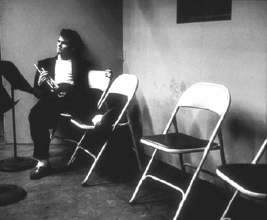 Chet Baker by Bob Willoughby