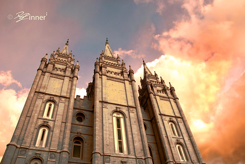 Facing Forward - Salt Lake City Temple