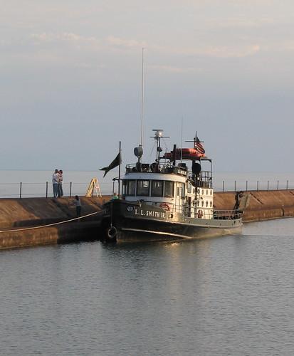 research tugboat tug llsmithjr