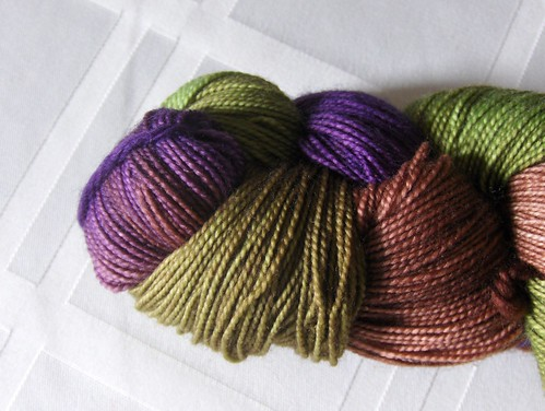 Yarn Pirate Fingering Superwash - Kalamata