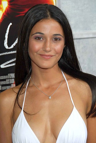 Top Canadian actress Emmanuelle Chriqui