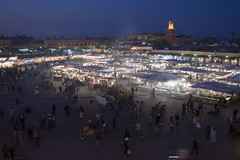 Place Jemaa el Fna, Marrakesh
