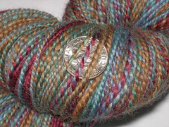 Dublin Bay sock yarn 5