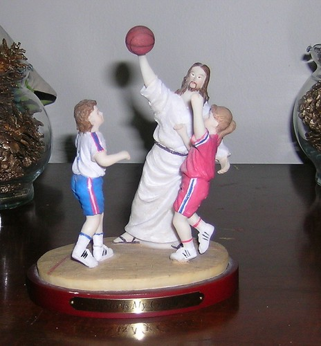 Jesus Is My Coach